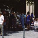 (2001-05) Kuba 03009 - Havanna - Büchermarkt am Plaza de Armas